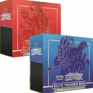 Battle Styles ETB